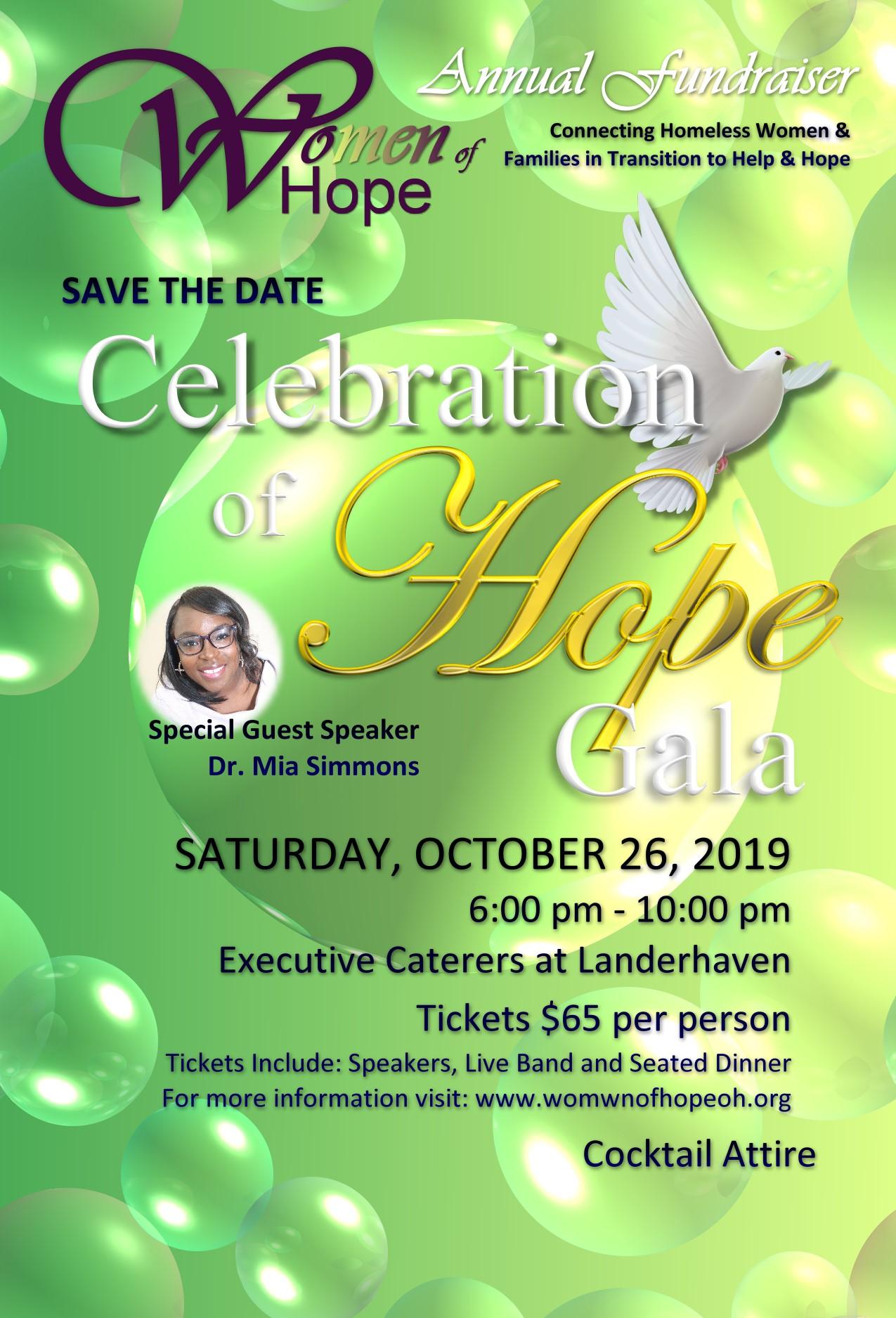 Hope Gala - Oct. 2019 - 1